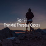 Thankful Thursday Quotes