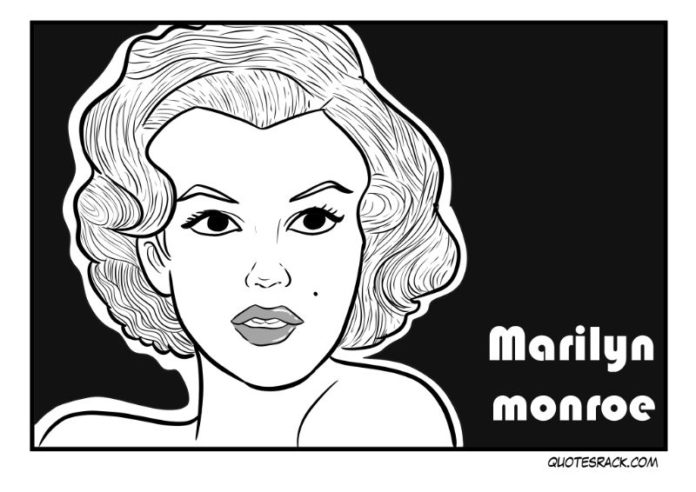 marylin monroe quotes