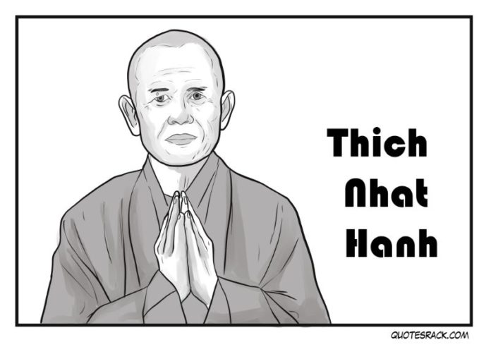 thinch nhat hanh quotes